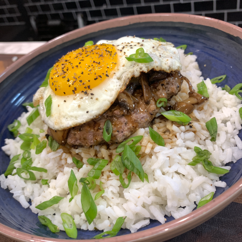 Loco Moco Bowl And Burritos Recipe Champions